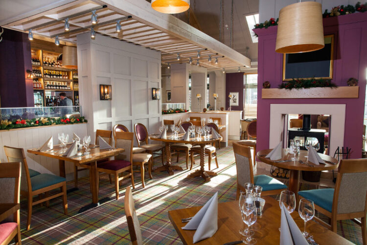 Photo of the bistro at Bistro at Hawkchurch