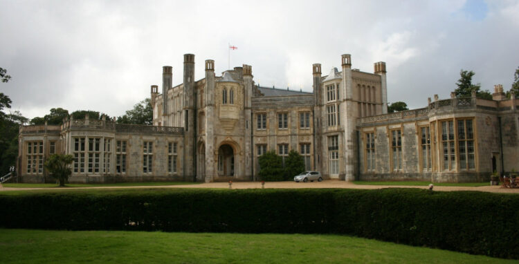 Photo of a castle in Dorset