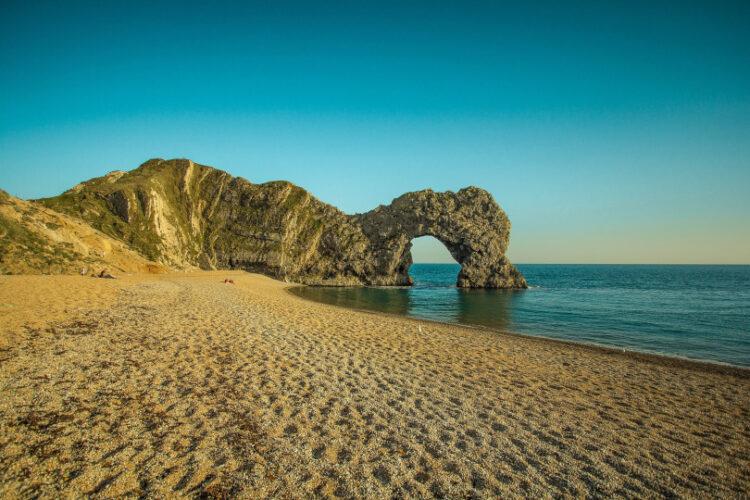 Photo of the Durdle door in Dorset