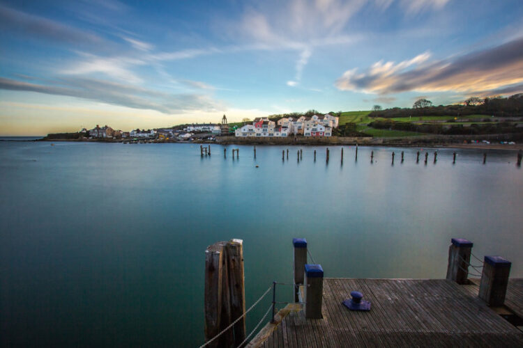 Photo of Swanage Bay in Dorset