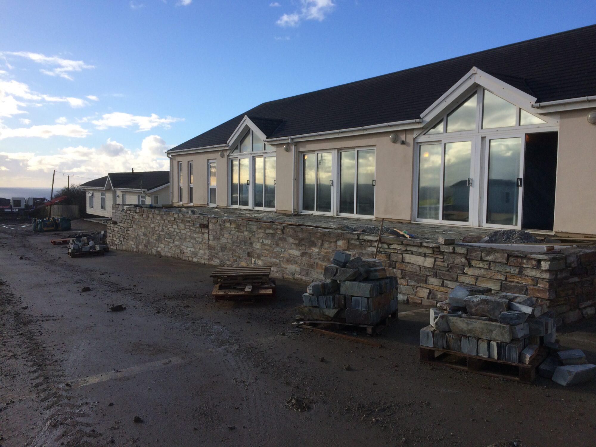 Exterior photo of Sandymouth's facilities