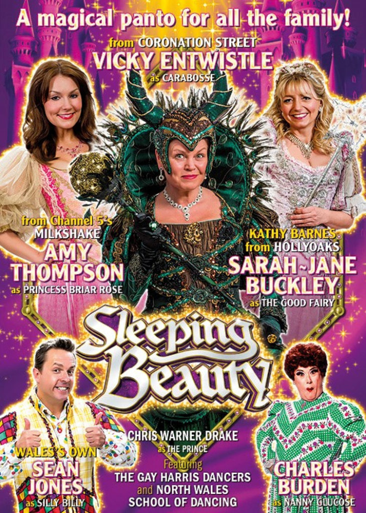Photo of the Sleeping Beauty promotional poster