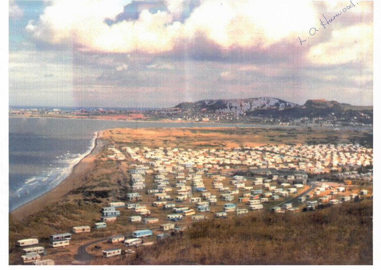 Aerial photography of Aberconwy Resort & Spa
