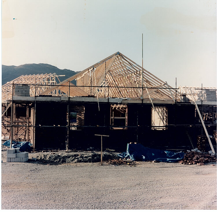 Photo of Aberconwy Resort & Spa being constructed