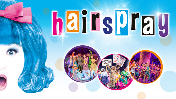 Photo of the Hairyspray promotional poster