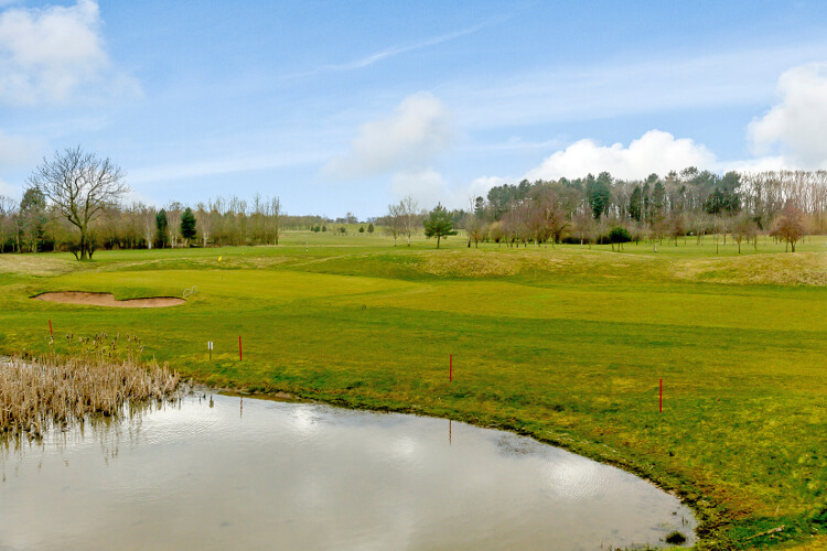 Photo of the KP golf course