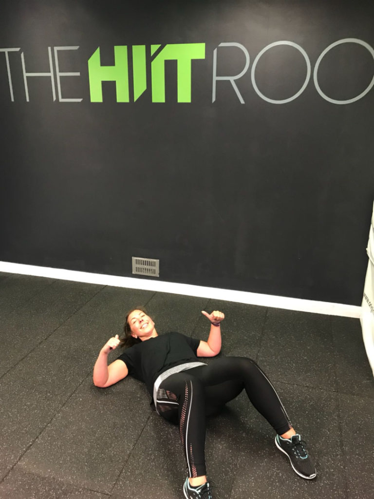 Photo of Darwin Escapes' Katrina tired after doing an intense work out