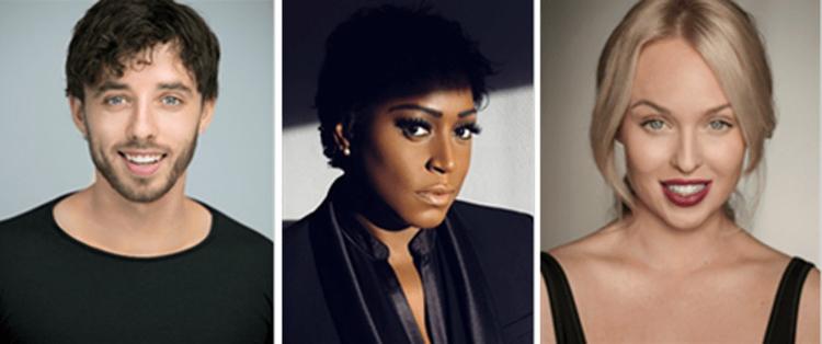 Cast of Fame's headshots