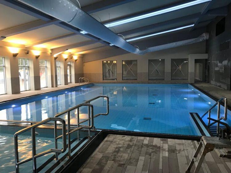 Norfolk Woods swimming pool