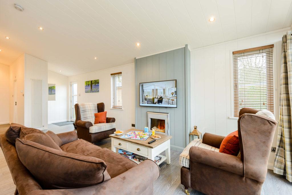 Wareham Forest lodge lounge