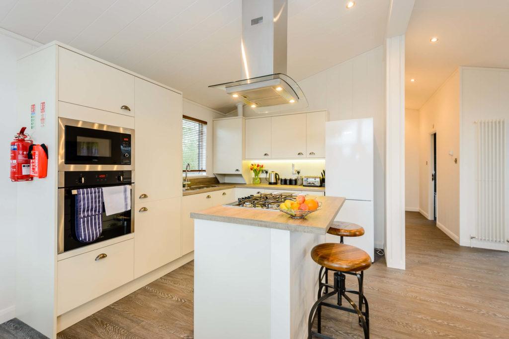Wareham Forest Lodge kitchen