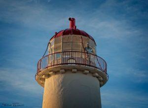 Talacre Beach lighthouse
