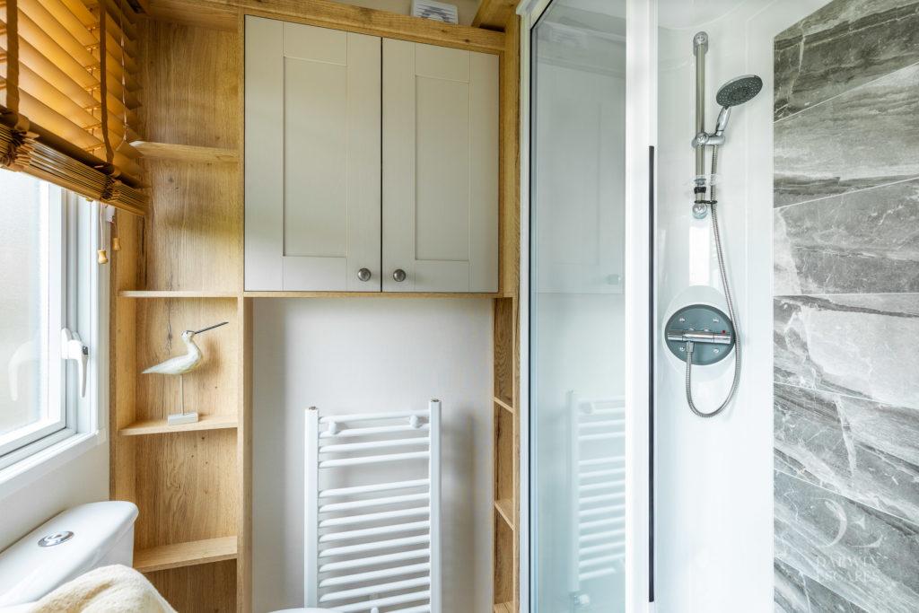 Interior shot of the ABI Ambleside bathroom