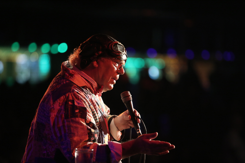 Photo of Roy Chubby Brown performing