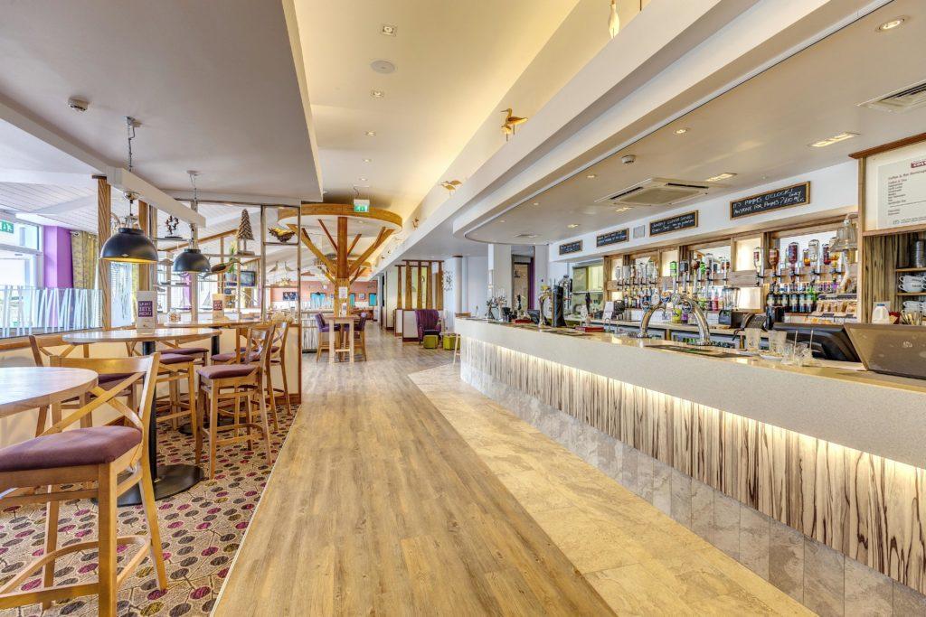 Bar at Piran Meadows