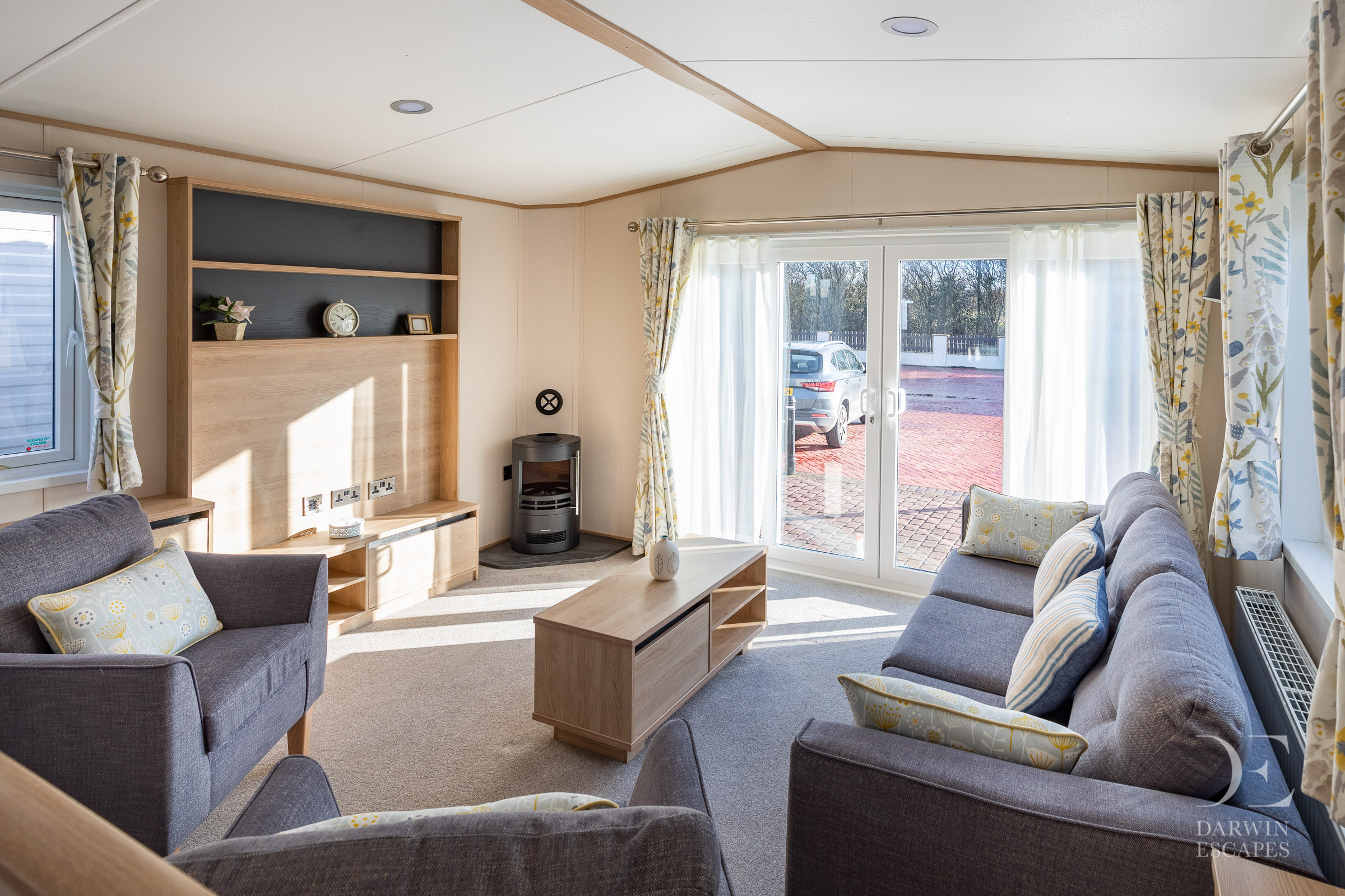 Interior shot of the lounge in the ABI Langdale