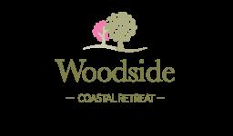 Woodside Coastal Retreat Logo